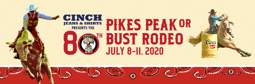 Tickets for 80th Cinch Pikes Peak or Bust Rodeo in Colorado Springs from ShowClix