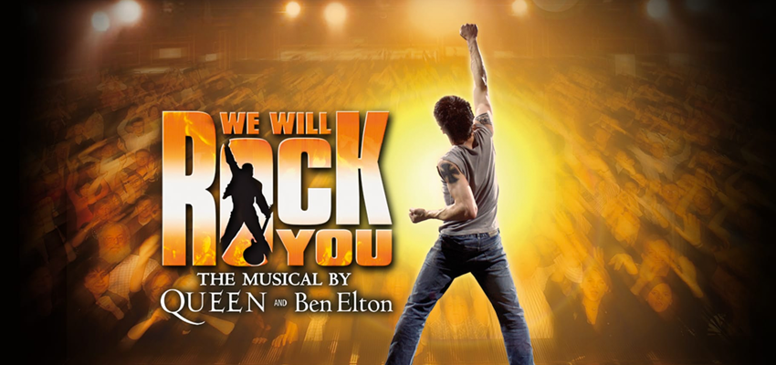 Tickets for We Will Rock You in Toronto from Ticketwise
