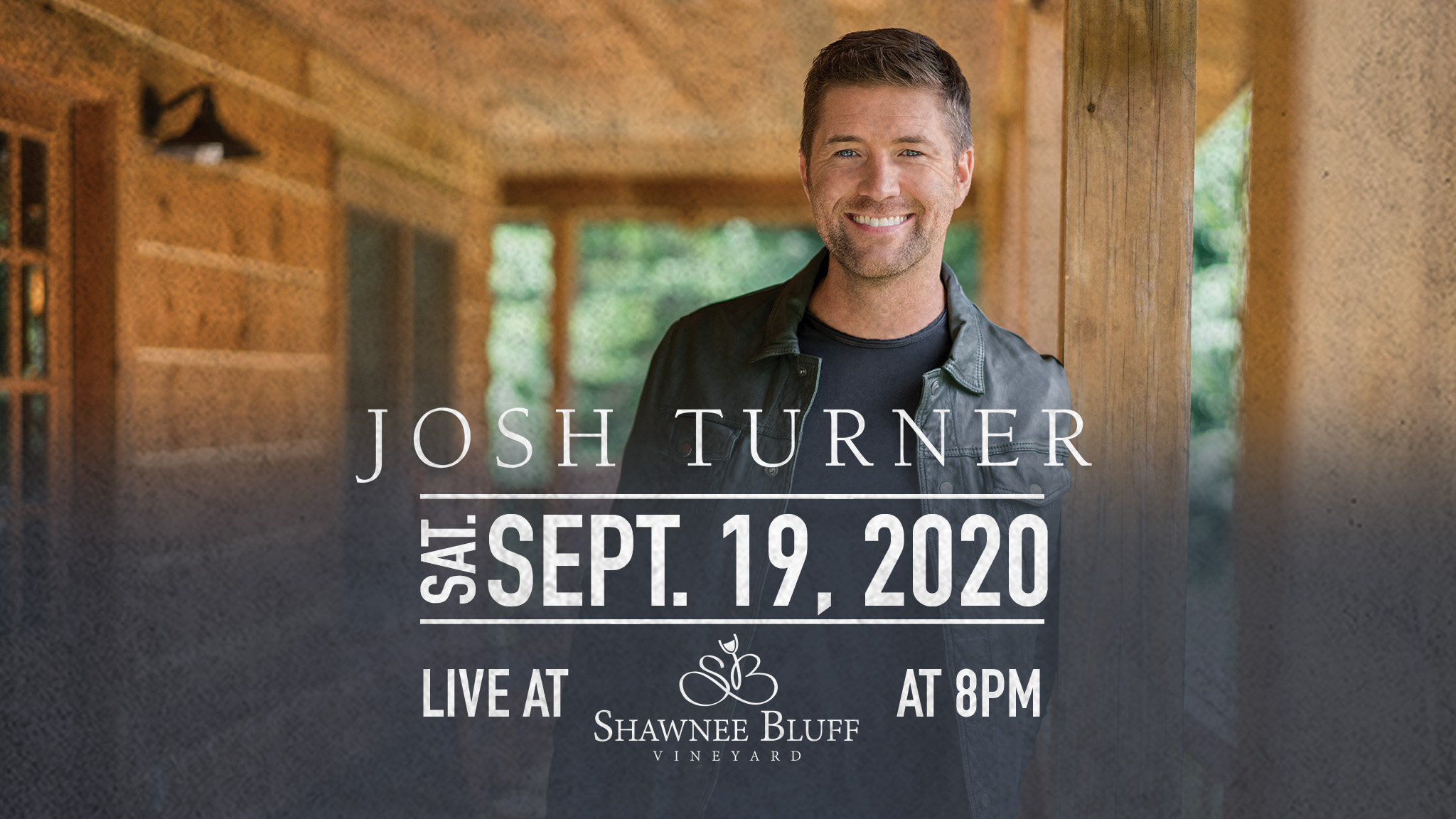 Tickets for Josh Turner  in Eldon from ShowClix