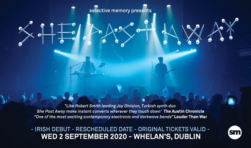 Tickets for She Past Away Whelans in Dublin from Ticketbooth Europe