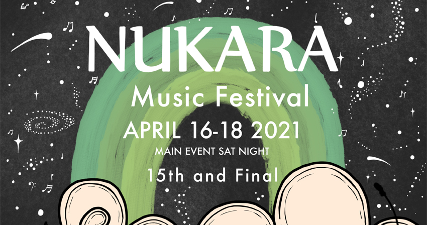 Tickets for Nukara Music Festival 15th & Final Year 2021 in Nanson from Ticketbooth