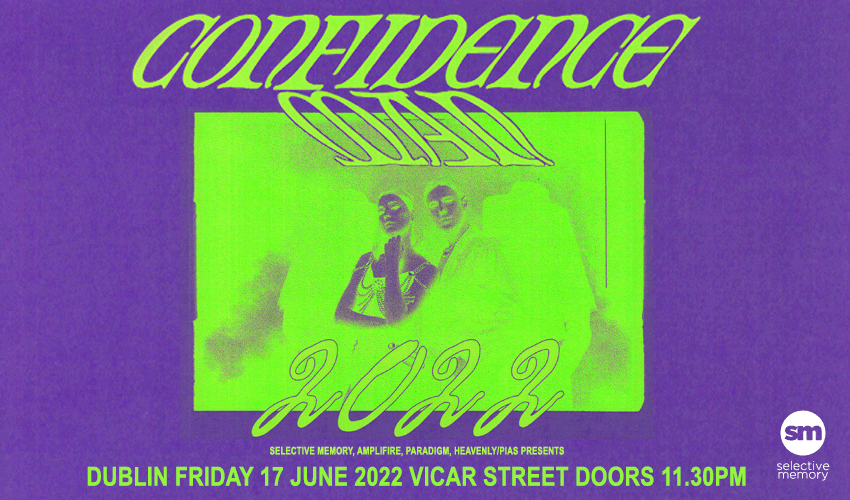 Tickets for Confidence Man in Dublin from Ticketbooth Europe