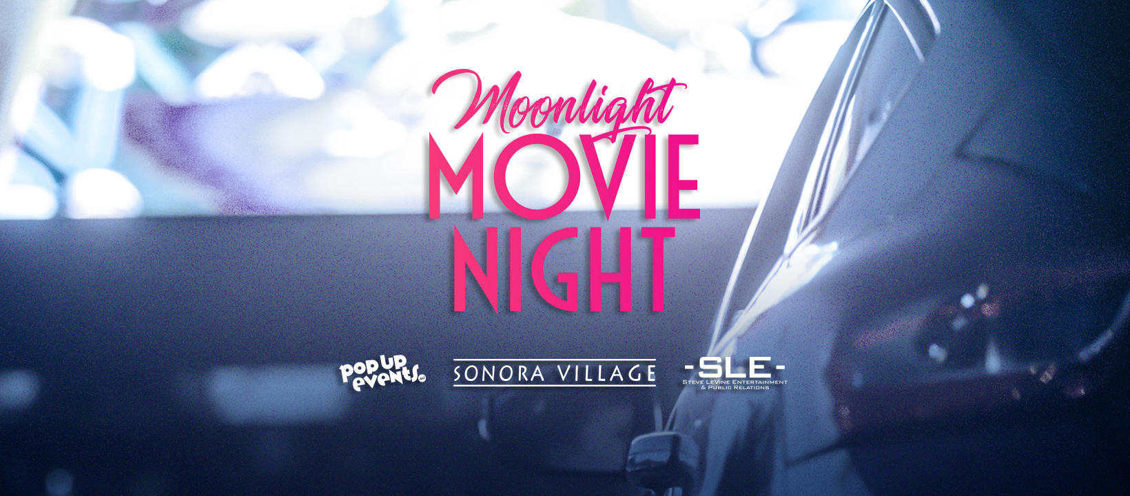 Find tickets from Moonlight Movie Night at Sonora Village