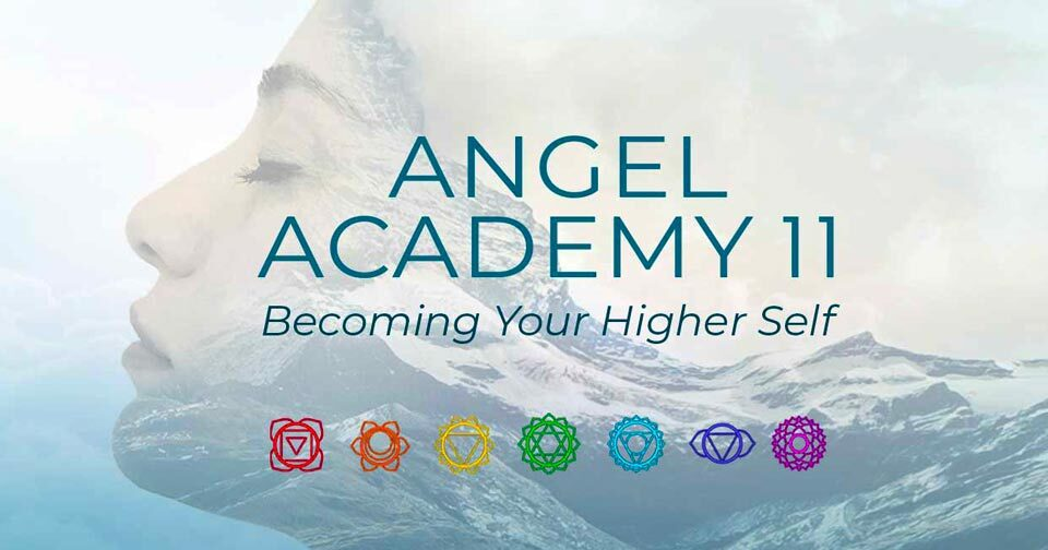 Tickets for Angel Academy 11 - Becoming Your Higher Self from BrightStar Live Events