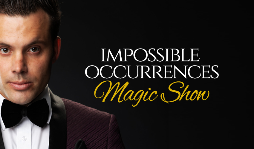 Tickets for Impossible Occurrences in Melbourne from Ticketbooth