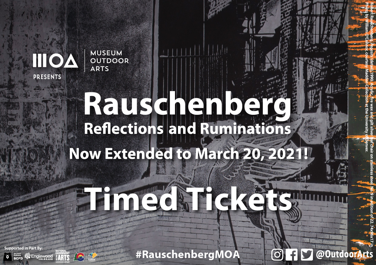Tickets for Rauschenberg: Reflections and Ruminations in Englewood from ShowClix