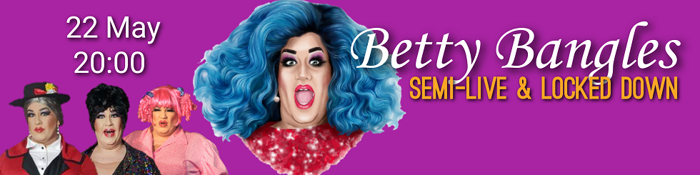 Tickets for Betty Bangles Streaming Event in Online from Tixsa