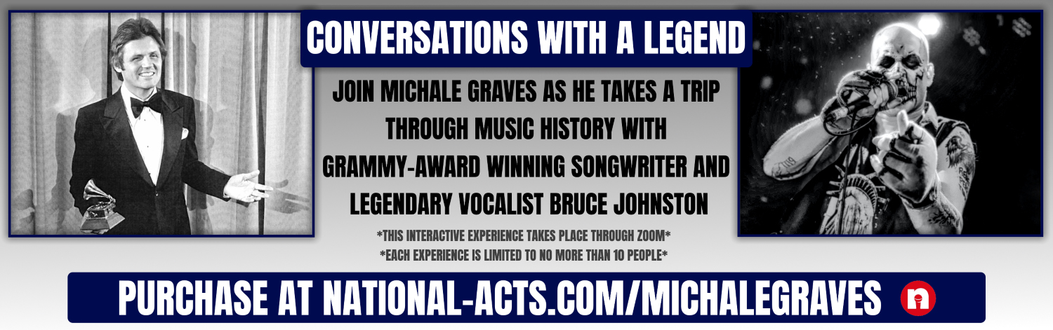 Tickets for Conversations with a Legend from National Acts Inc.