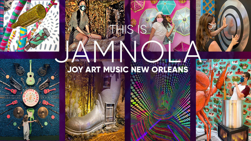 Tickets for JAMNOLA in New Orleans from ShowClix