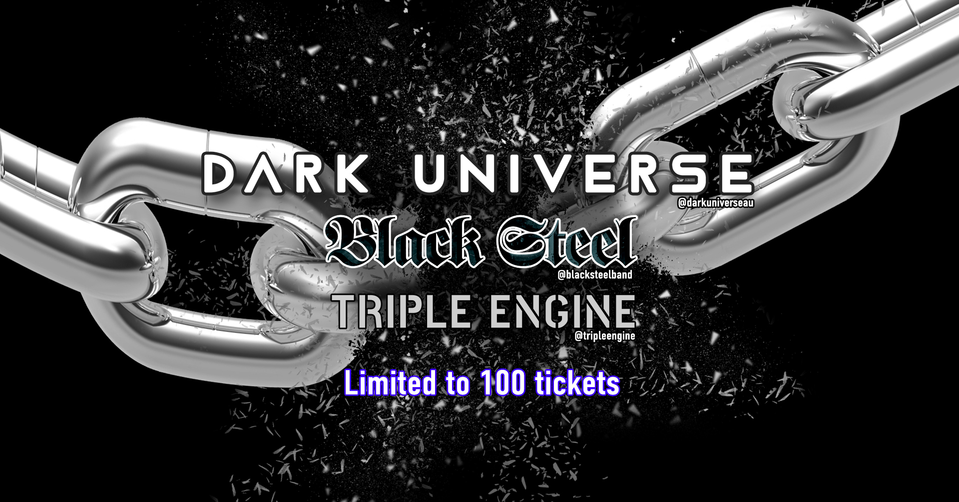 Tickets for Breaking The Chains in Inglewood from Ticketbooth