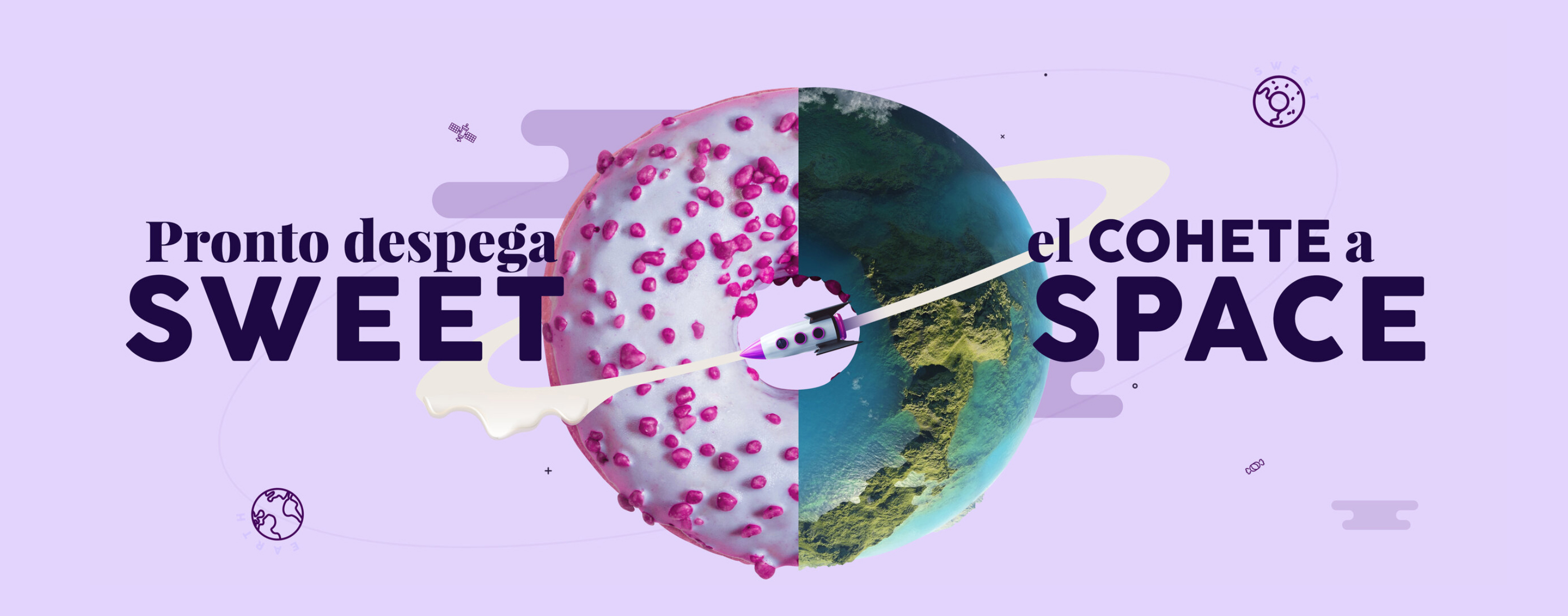 Boletos para el evento SWEET SPACE  in Madrid de Ticketbooth Europe