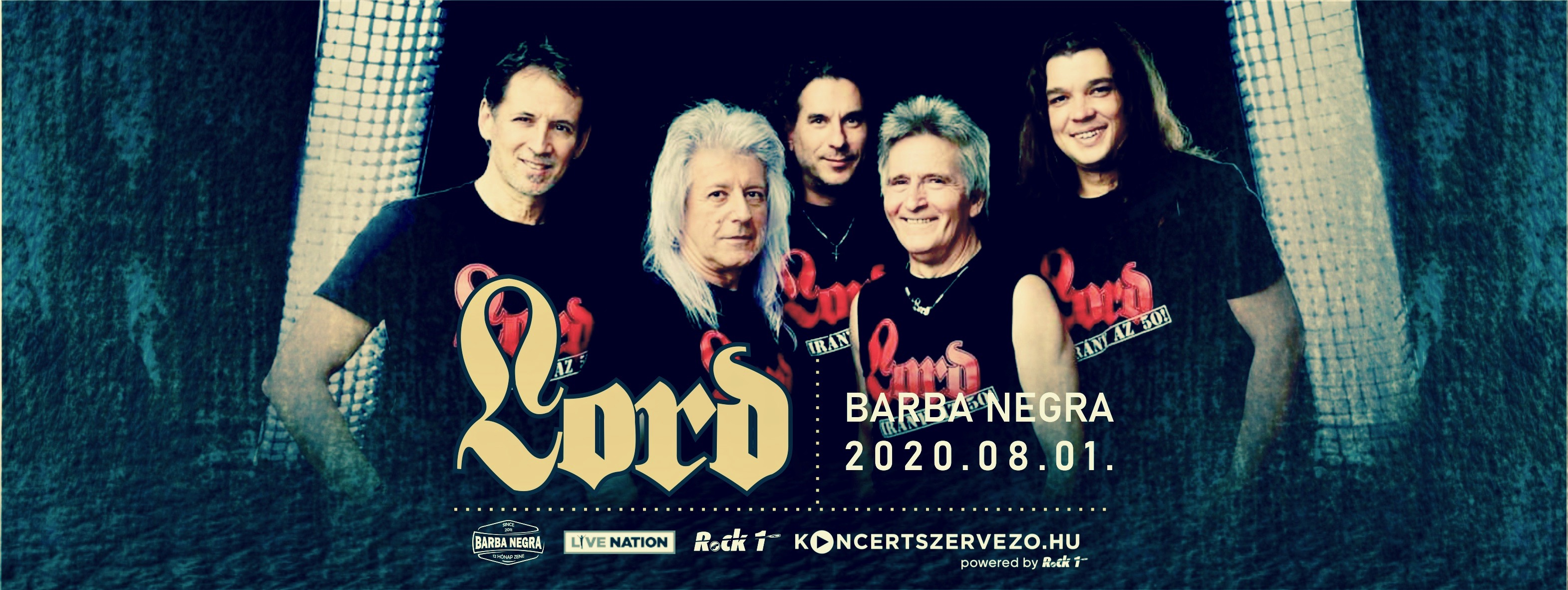 Tickets for LORD in Budapest from FUNCODE