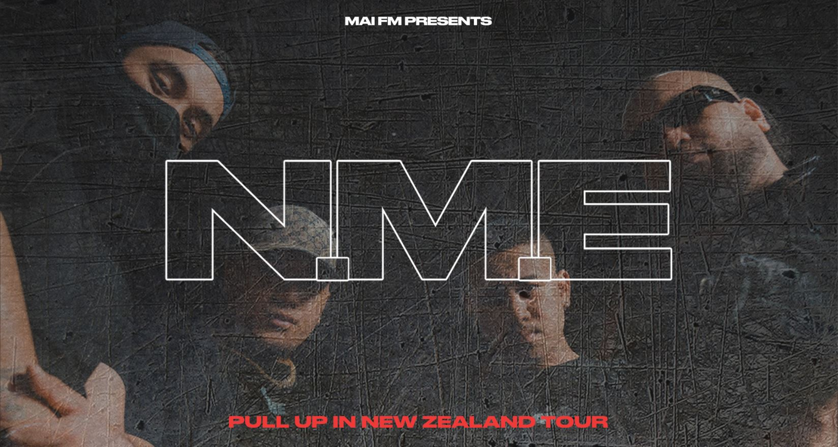 Tickets for N.M.E - Palmerston North in Palmerston North from Ticketspace