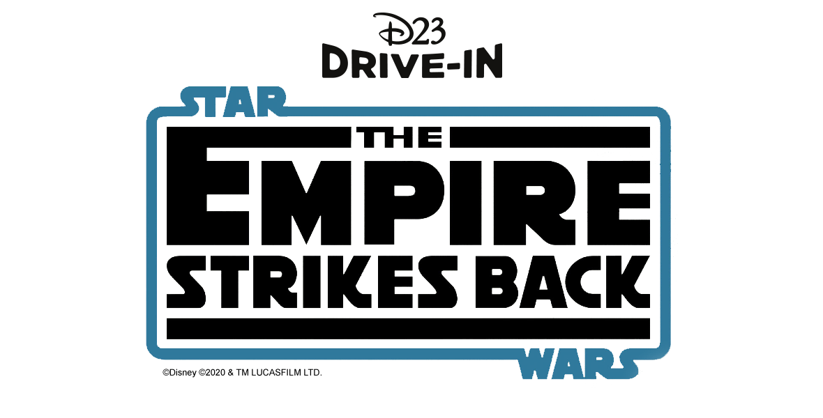 Tickets for Rose Bowl Drive-In: The Empire Strikes Back in Pasadena from Disney D23