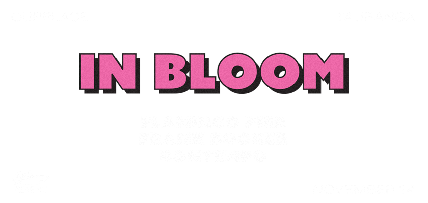 Tickets for RedHearing presents In Bloom  in Tauranga from Ticketspace