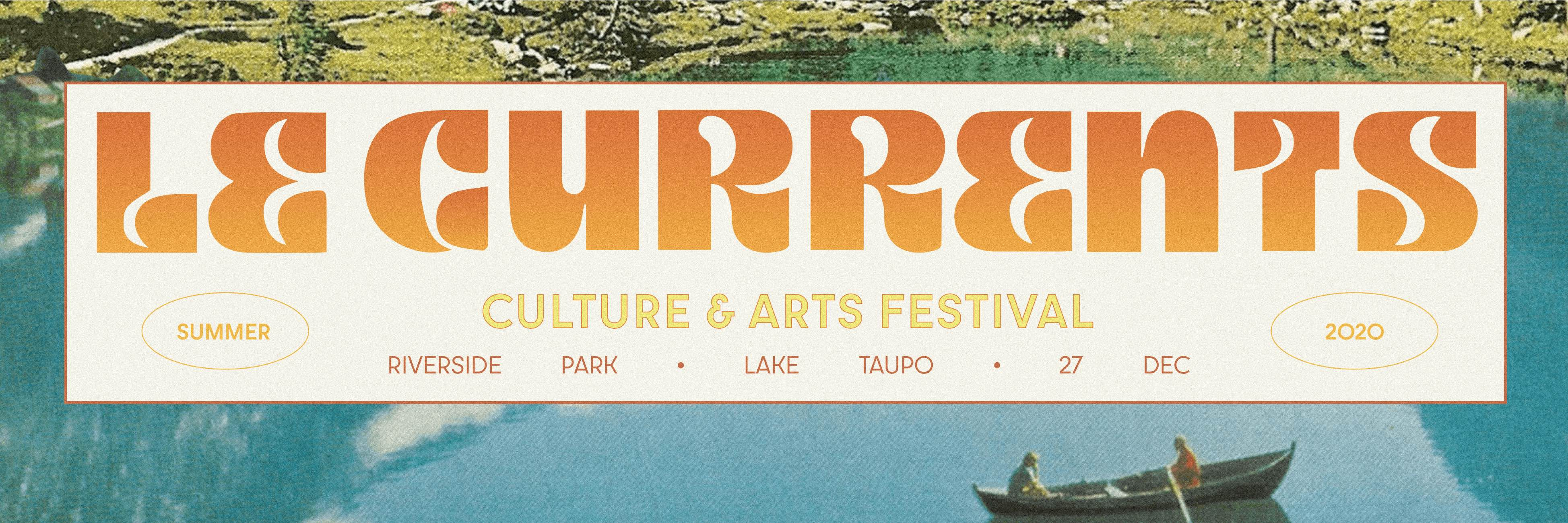 Tickets for LE CURRENTS - Taupo in Taupo from Ticketspace