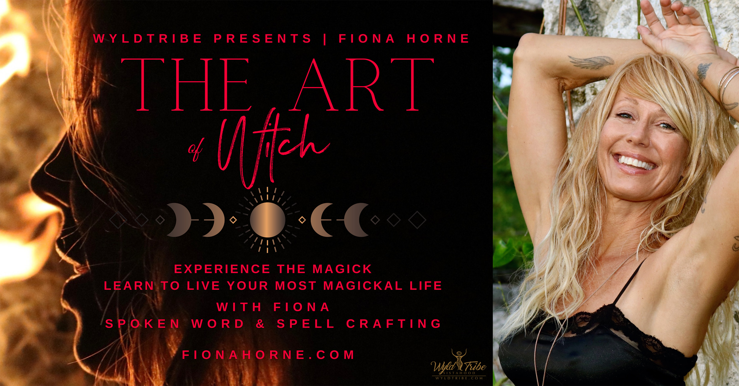 Tickets for Fiona Horne | The Art of WITCH | FREMANTLE in Fremantle from Ticketbooth