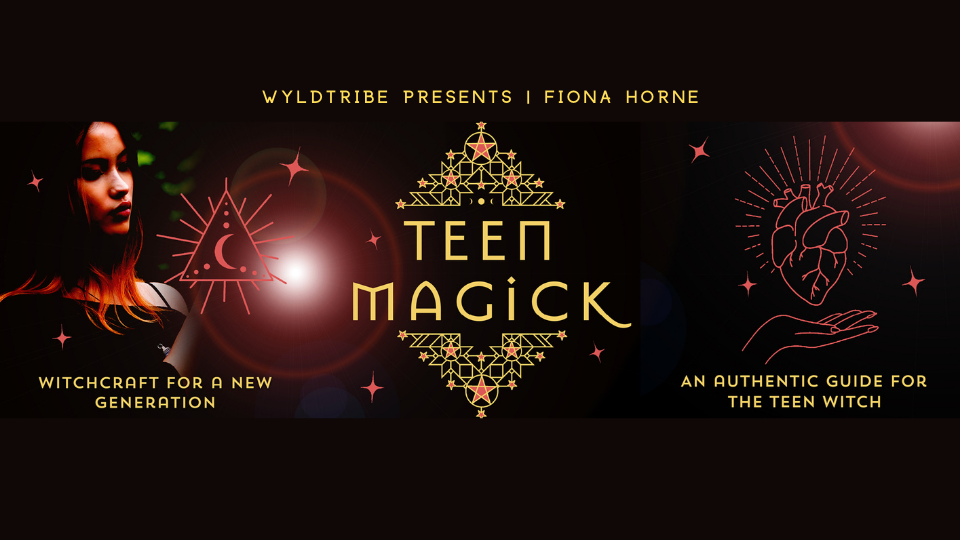 Tickets for Fiona Horne | Teen Magick | Margaret River in witchcliff from Ticketbooth