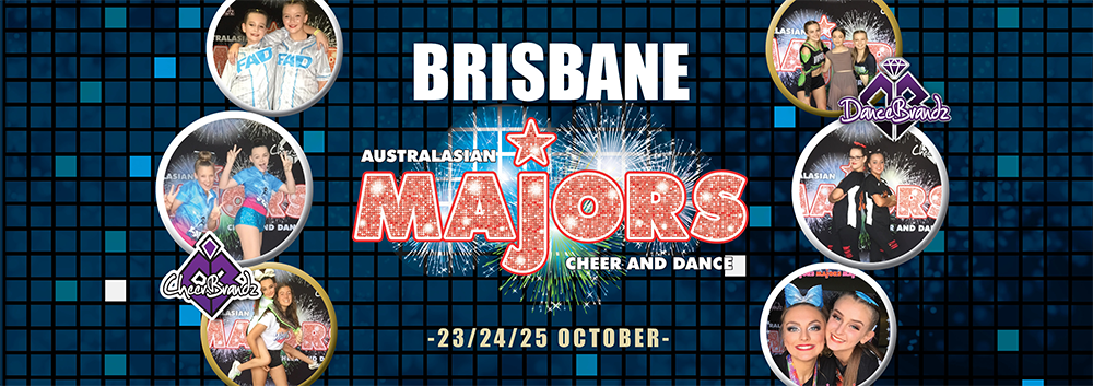 Find tickets from CHEER & DANCE BRANDS LIMITED