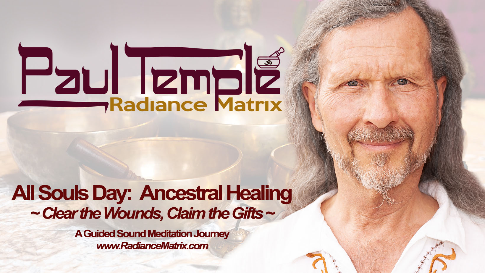 Tickets for All Souls Day: Ancestral Healing from BrightStar Live Events