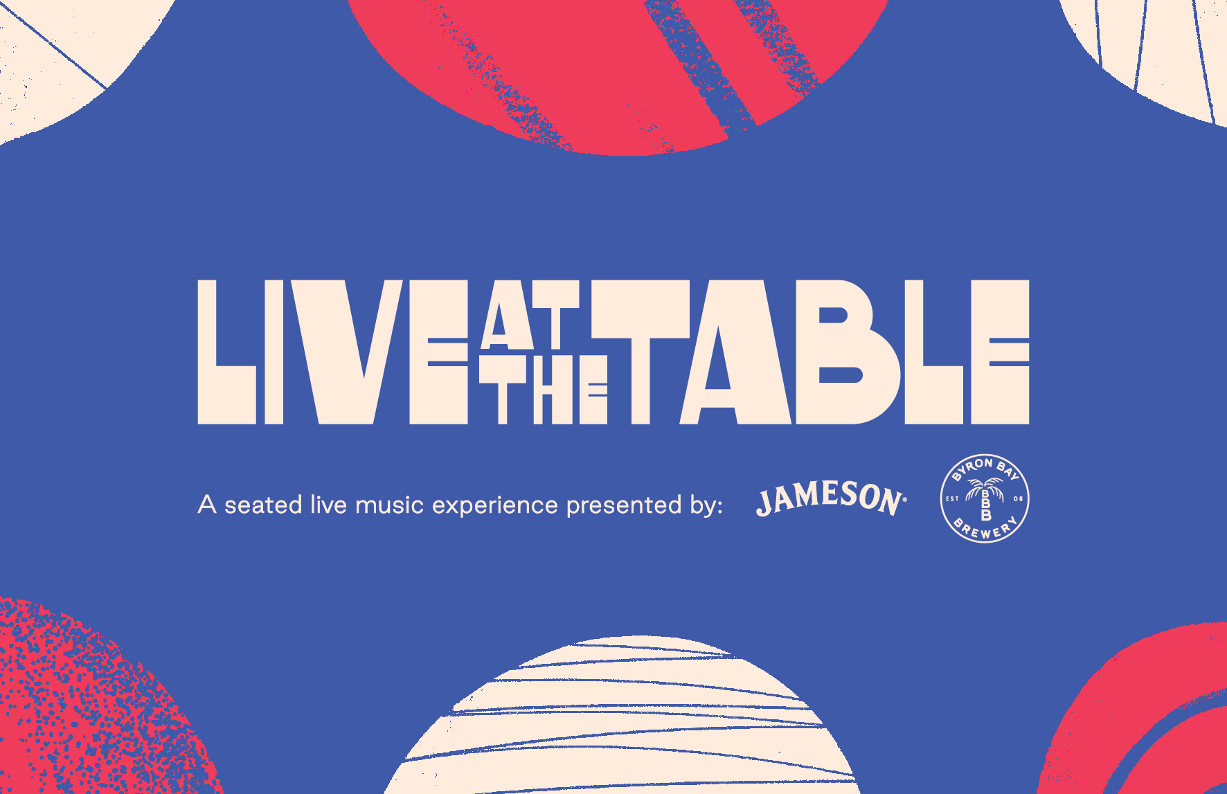 Tickets for Live At The Table - Beresford in Surry Hills from Merivale