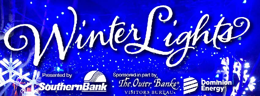 Tickets for WinterLights in Manteo from ShowClix