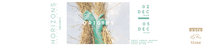 Tickets for Horizons Project Choir presents Origins in Pretoria from Tixsa