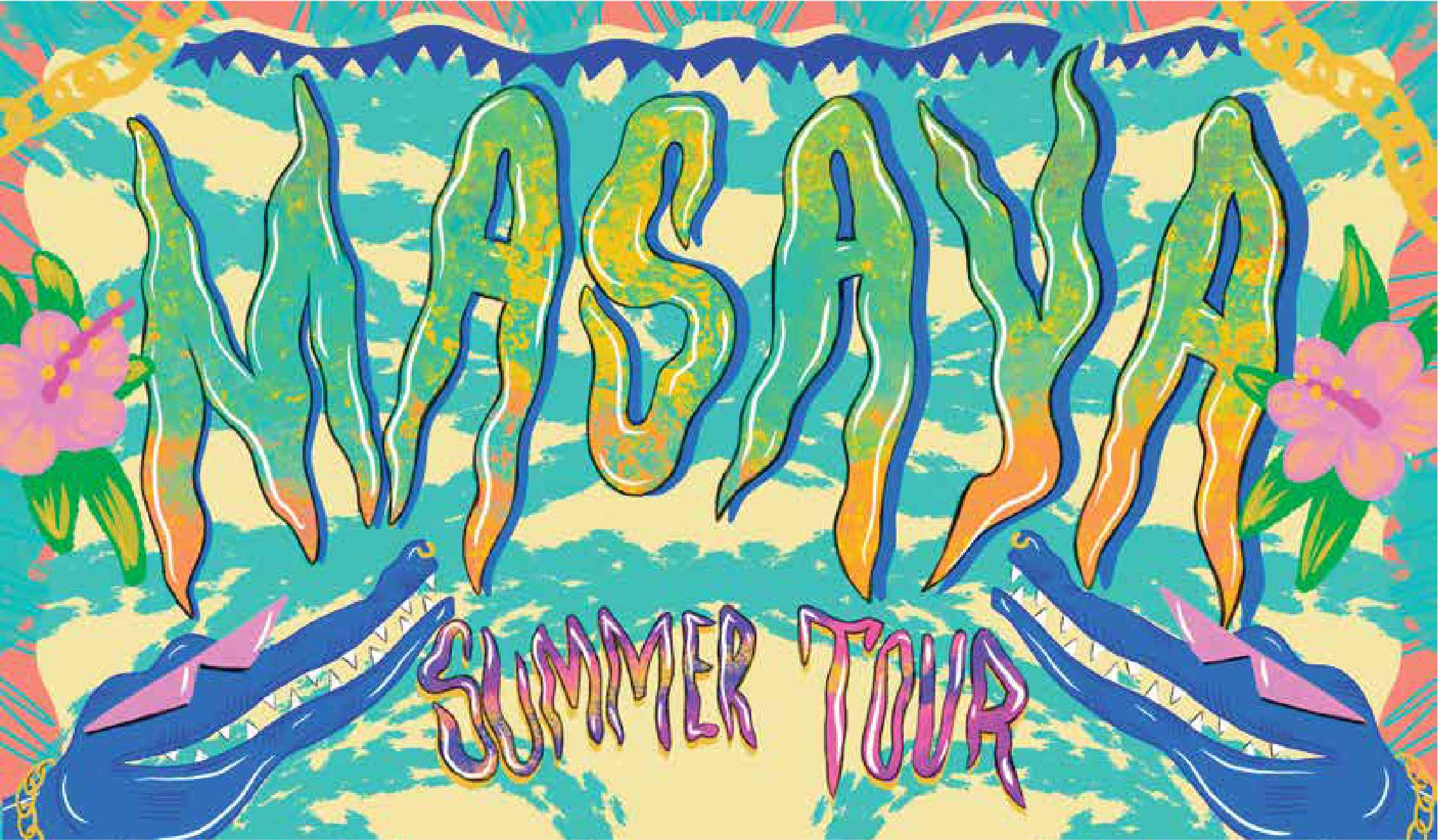 Tickets for Masaya Summer Tour | Hastings in Hastings from Ticketspace