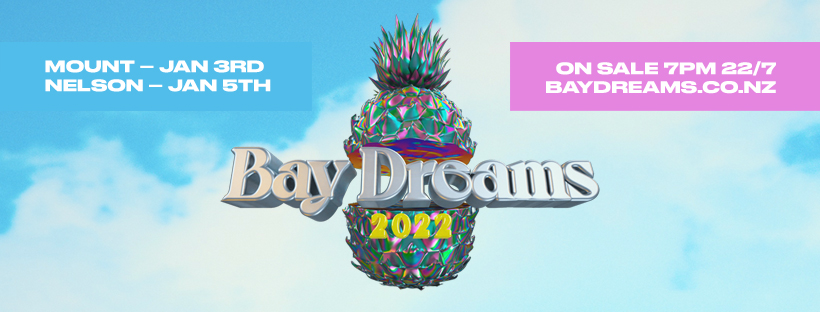 Find tickets from Bay Dreams Festival