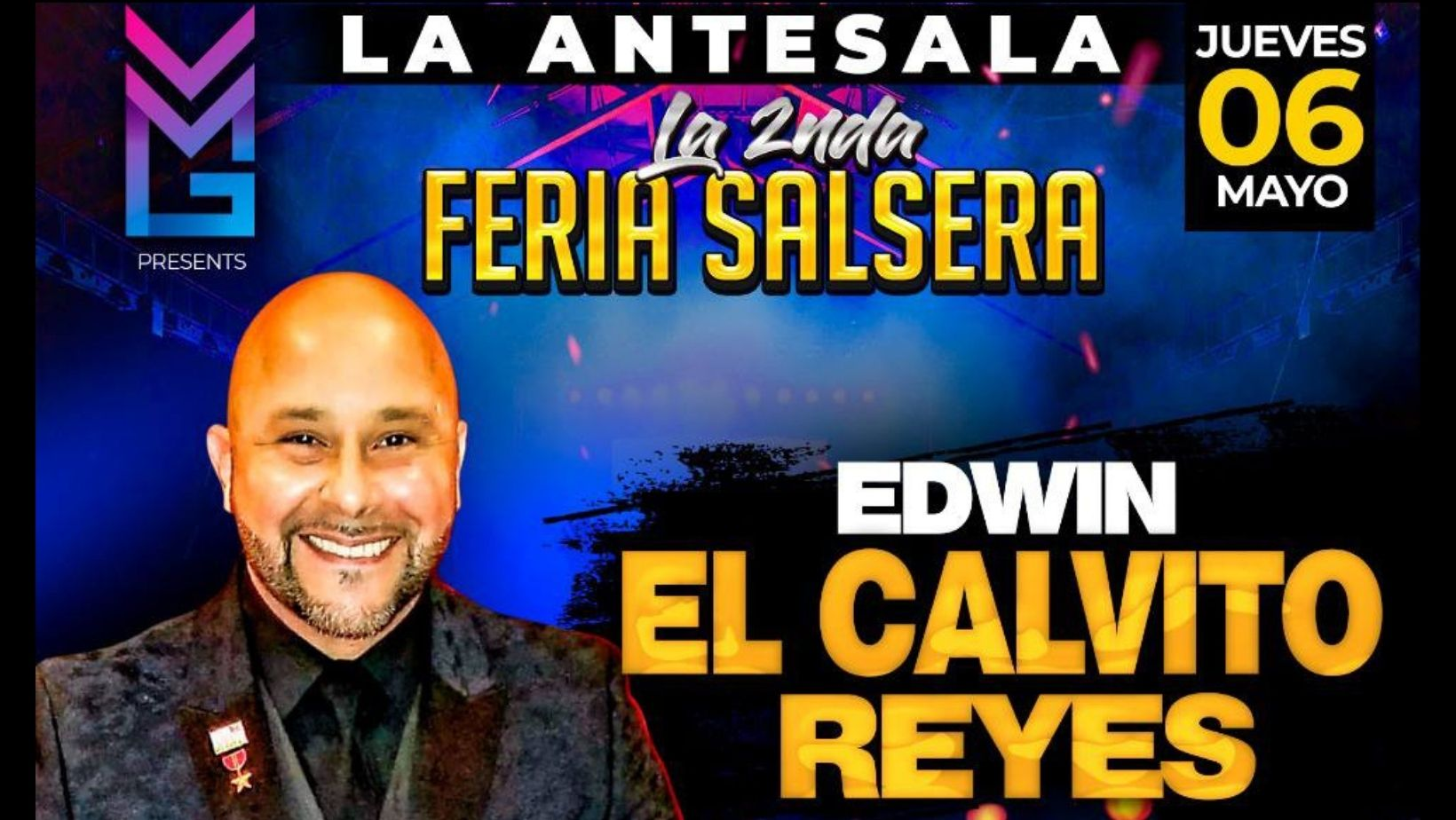 Tickets for La Antesala a La 2nda Feria Salsera in Orlando from ShowClix