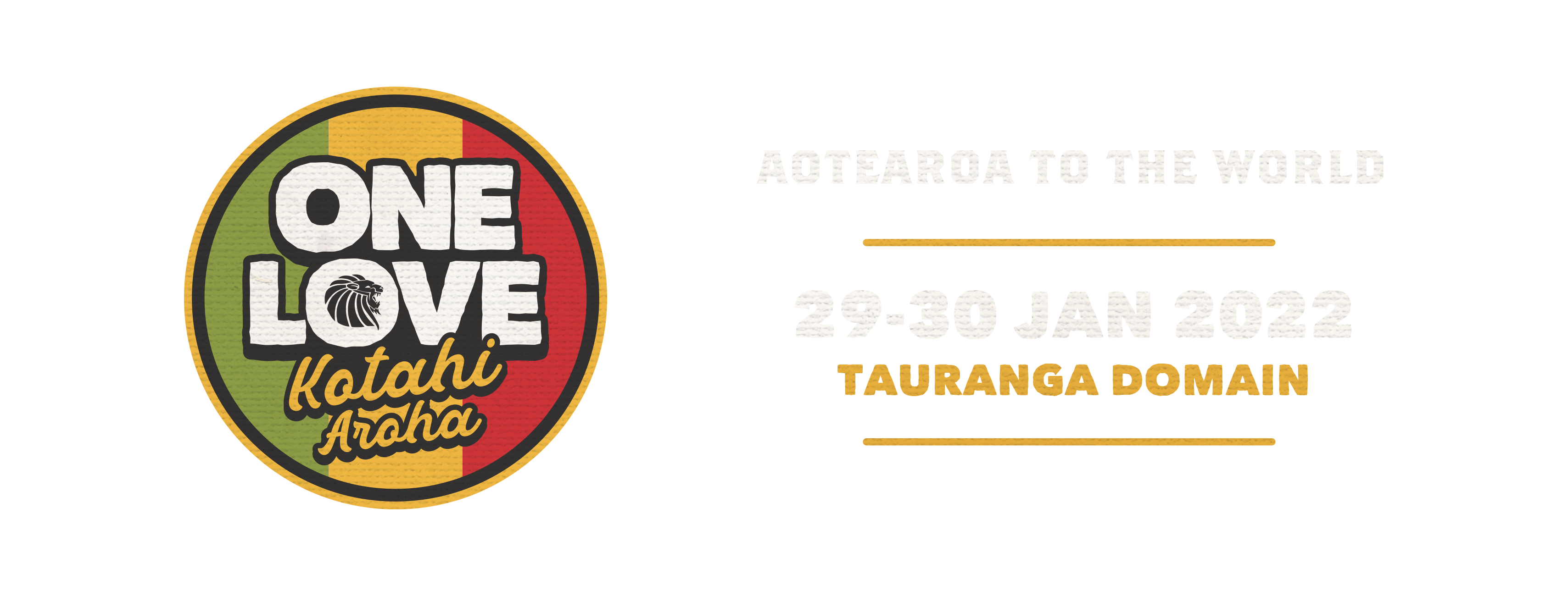 Tickets for ONE LOVE FESTIVAL 2022 in Tauranga from Ticketspace
