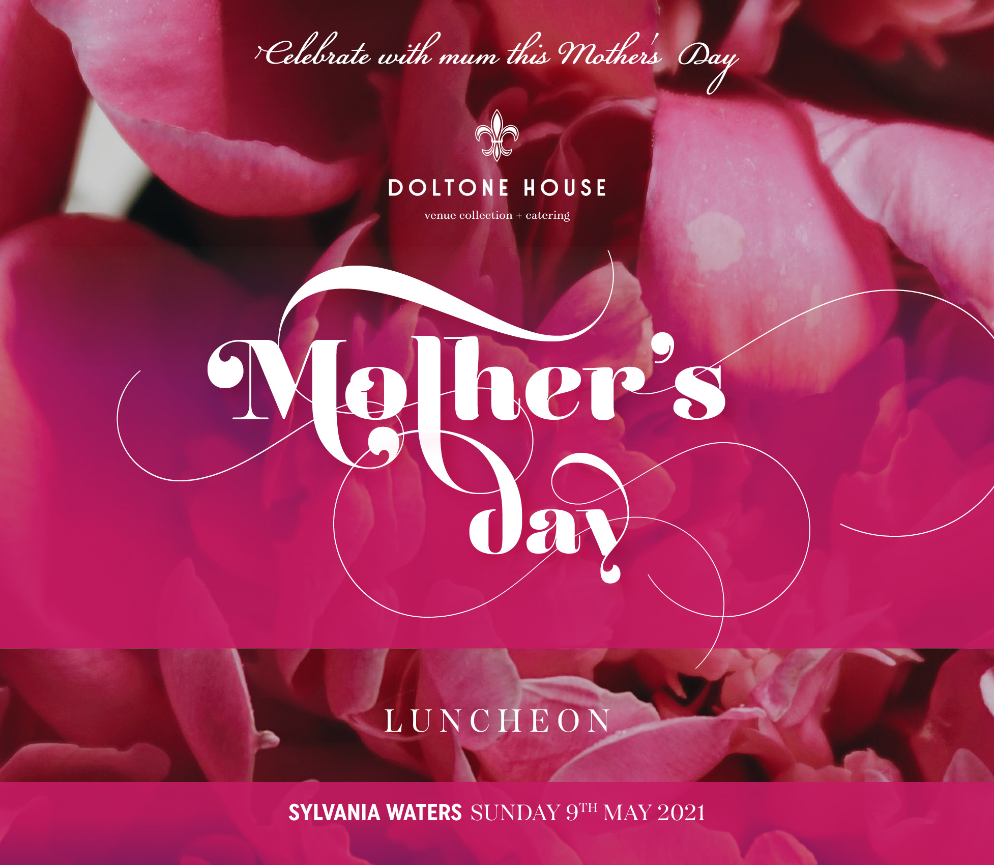 Tickets for Mother's Day Luncheon 2021 @ Sylvania Waters in Sylvania Waters from Ticketbooth