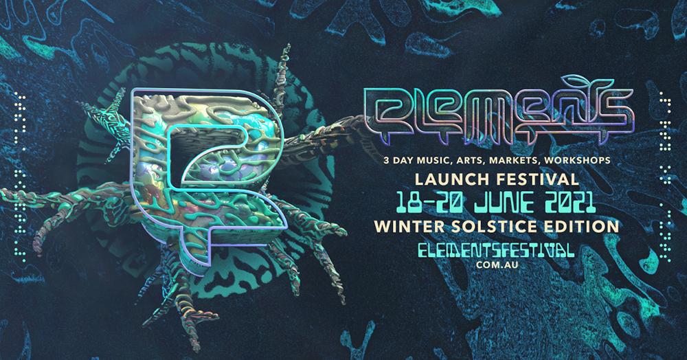 Tickets for Elements Launch Festival  *Winter Solstice Edition* in Kingaham from Ticketbooth