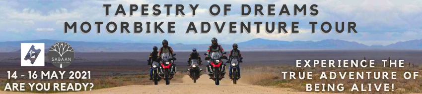 Tickets for Tapestry of Dreams: Motorbike Adventure Tour in Hazyview from Tixsa