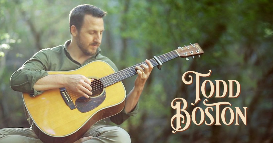 Tickets for Todd Boston New Moon Concert from BrightStar Live Events
