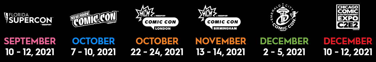 Application for NYCC 2021: Artist Alley in New York from ShowClix