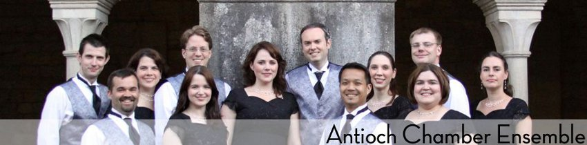 Find tickets from Antioch Chamber Ensemble