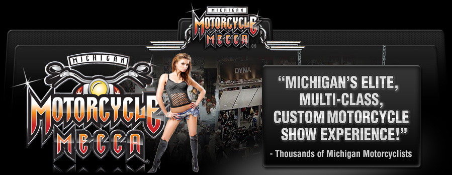 Tickets for Michigan Motorcycle Mecca Discount Advance Tickets in Warren from ShowClix