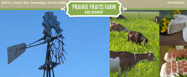Find tickets from Prairie Fruits Farm