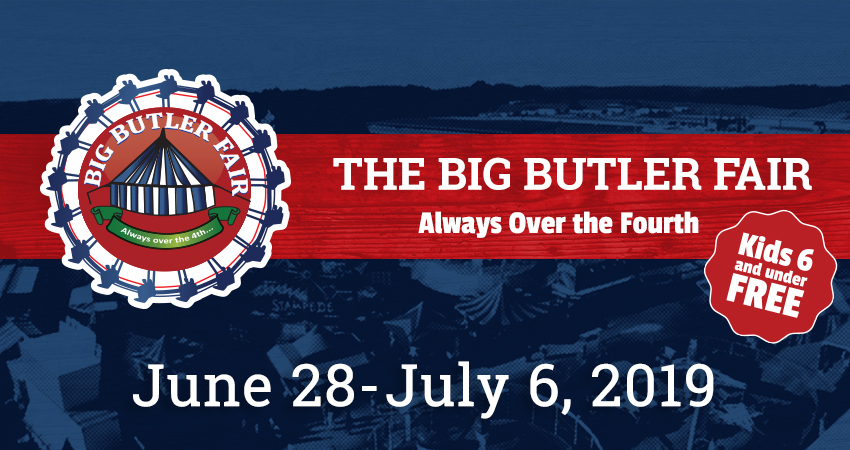 Find tickets from Big Butler Fair