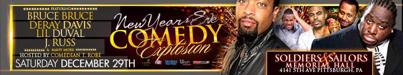 Tickets for NEW YEARS WEEKEND COMEDY EXPLOSION! in Pittsburgh from ShowClix