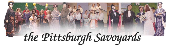 Tickets for H.M.S. Pinafore in Carnegie from ShowClix