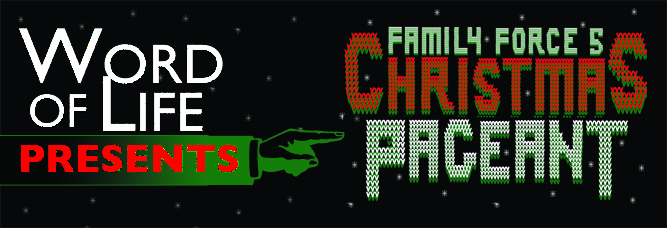 Tickets for Family Force 5 Christmas Pageant in Greensburg from ShowClix