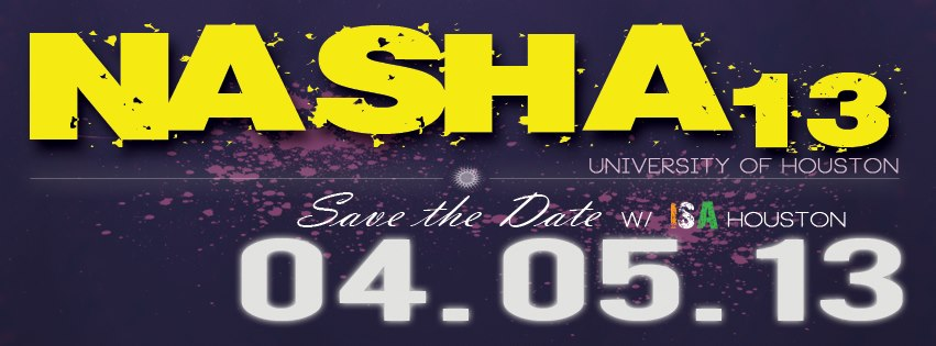 Tickets for UH ISA: Nasha 2013 in Houston from ShowClix