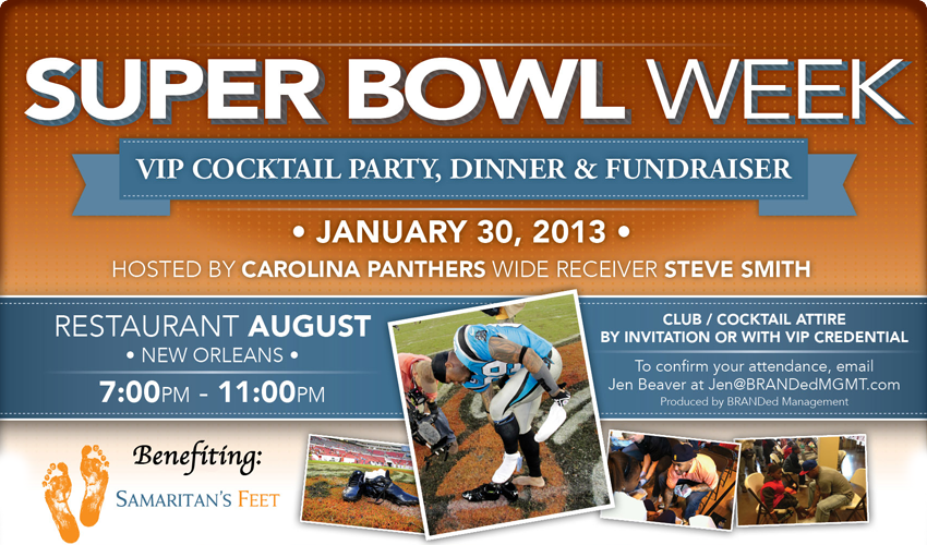 Tickets for Super Bowl Week VIP Cocktail Event in New Orleans from ShowClix