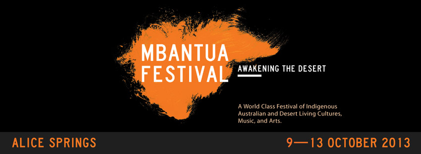 Tickets for Mbantua Festival, NT, Australia in Alice Springs from Ticketbooth