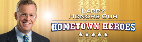 Tickets for Larry Honors our Hometown Heroes in Pittsburgh from ShowClix