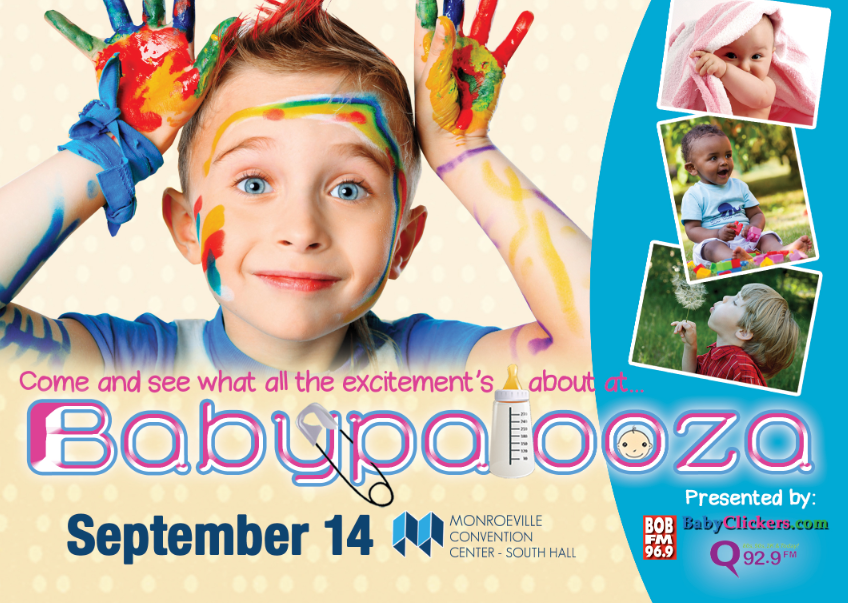 Tickets for BabyPalooza Fall Baby Show in Monroeville from ShowClix