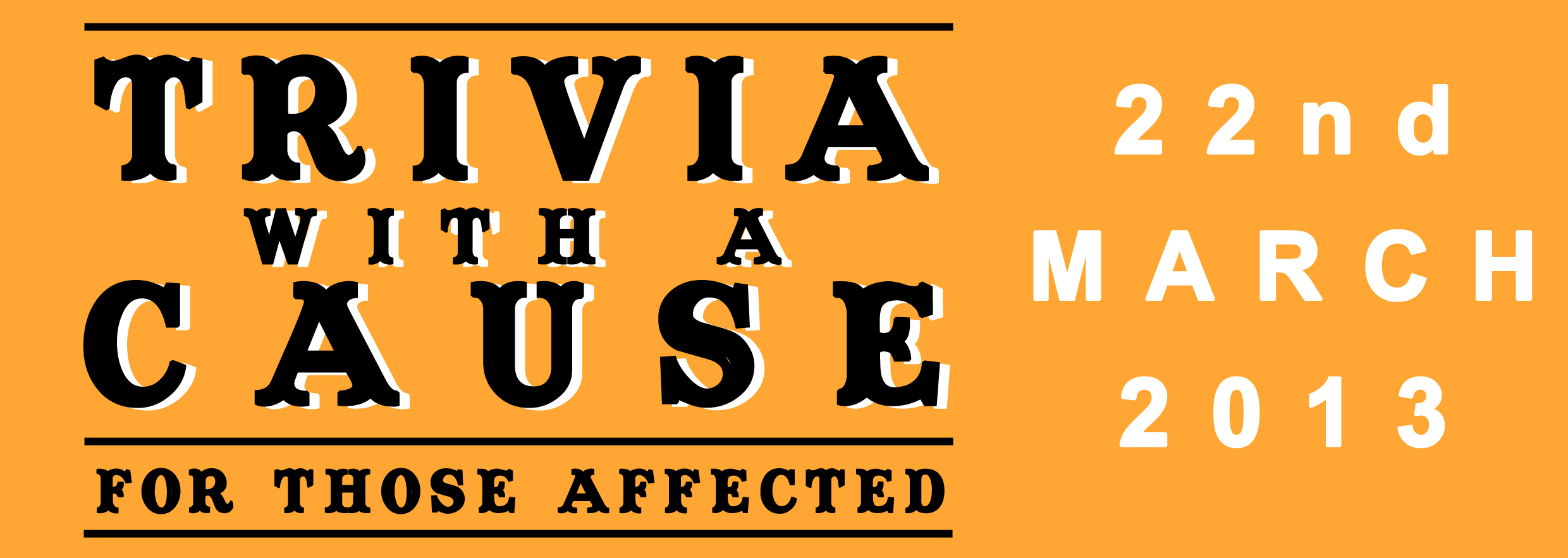 Tickets for Trivia With A Cause in Marrickville from Ticketbooth
