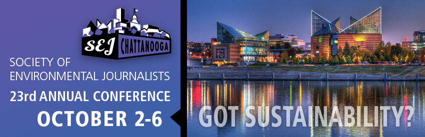 Tickets for 2013 SEJ Annual Conference General Admission in Chattanooga from ShowClix